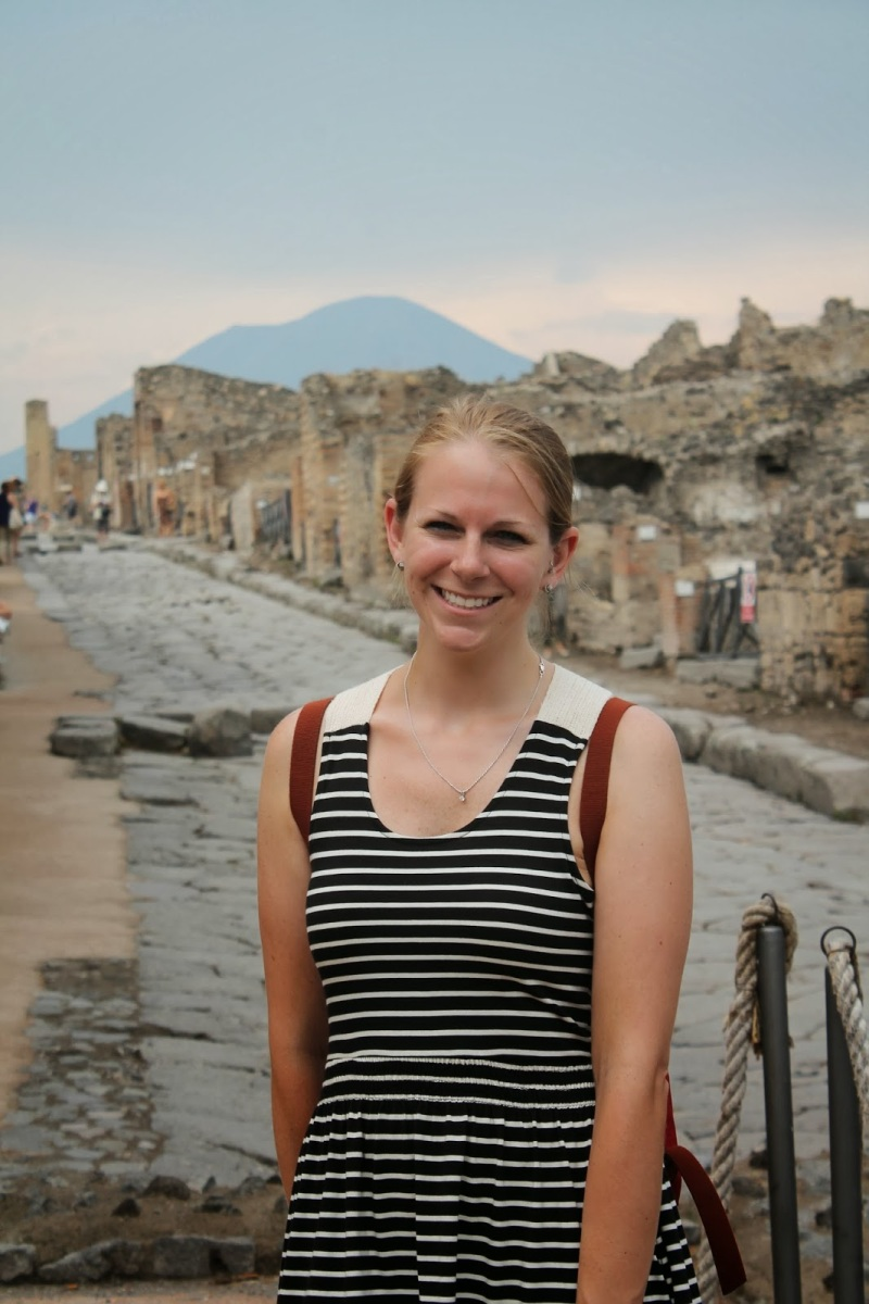 Pompeii, Italy | The Walls Kept Tumbling Down in the City that we Love