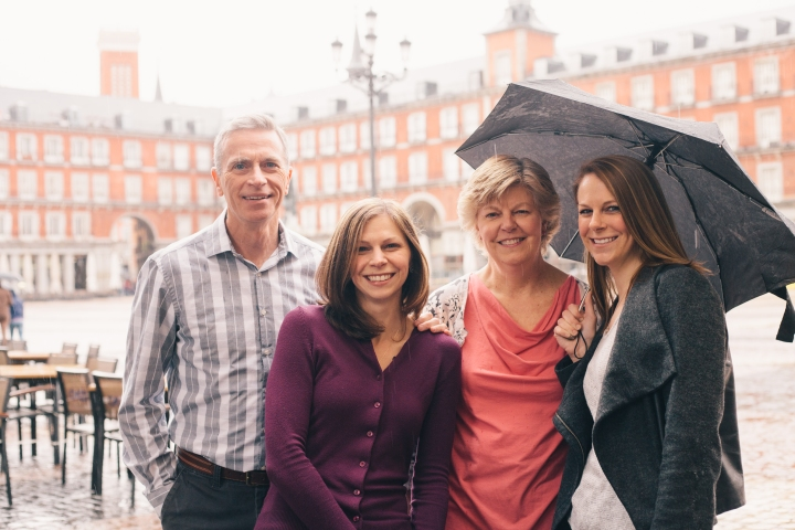 Madrid, Spain | A Rainy Photoshoot with Flytographer – 10