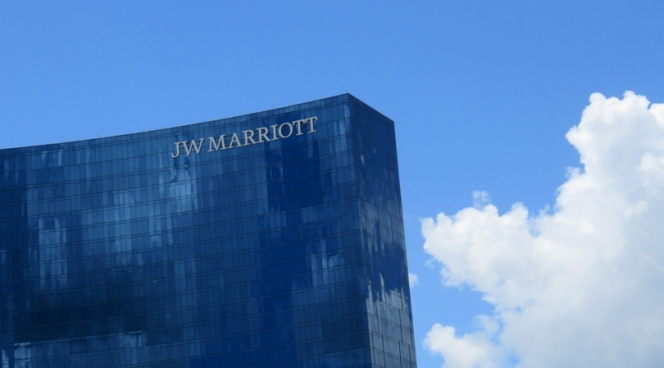 J.W. Marriott, Indianapolis, Indiana