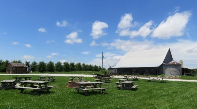 Beasley's Orchard, Indiana