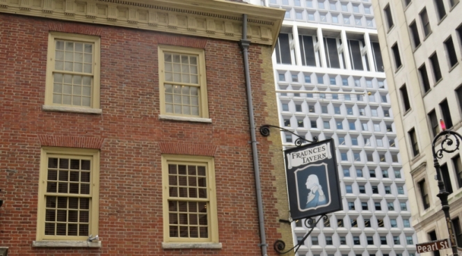 Fraunces Tavern, New York City