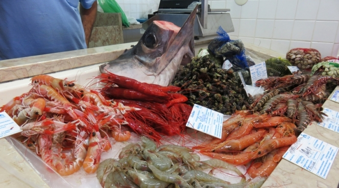Mercado Municipal de Lagos, Lagos, Portugal