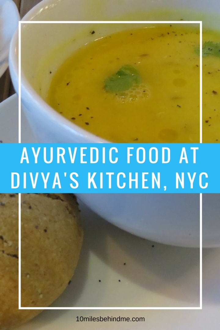 Nyc Eating For How You Feel Ayurvedic Indian Food At